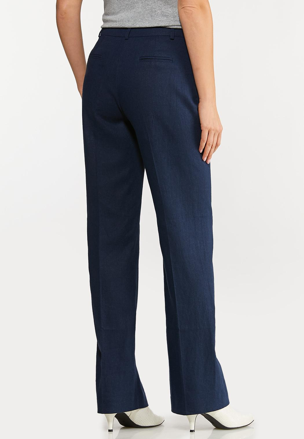 Linen Trouser Pants (Item #44109680)