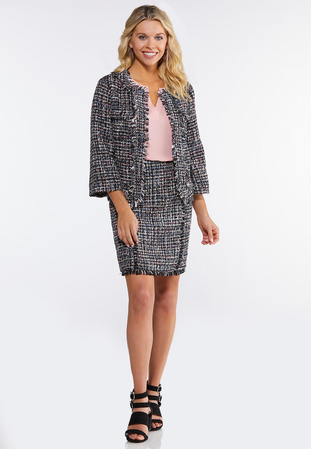 Tweed Skirt (Item #44114458)