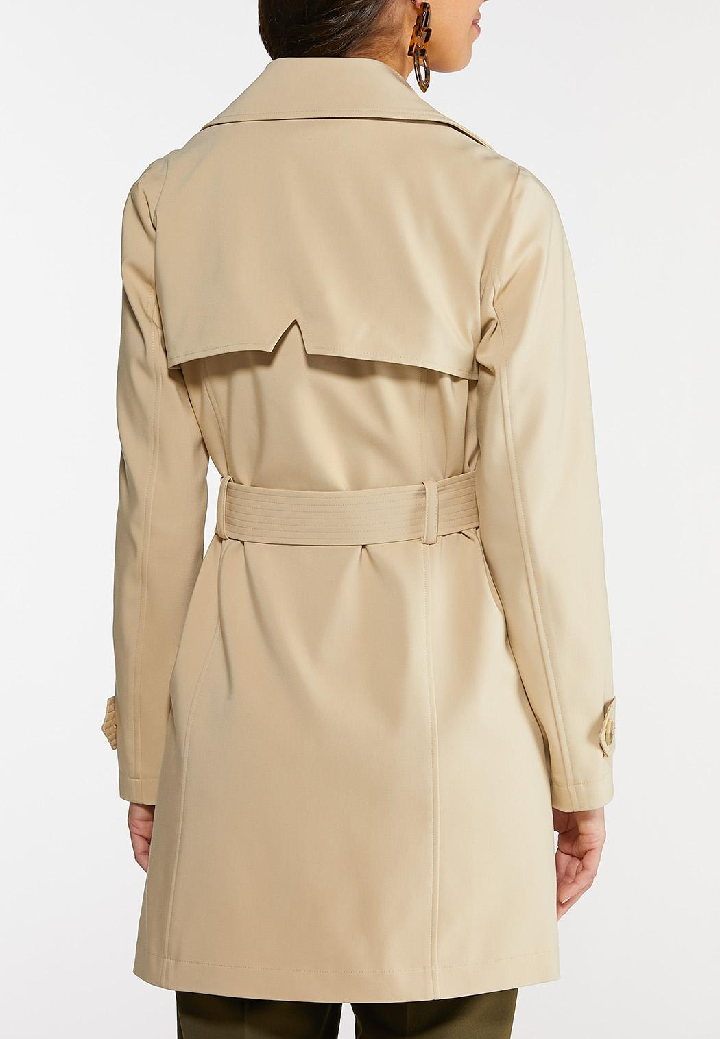 Belted Trench Coat (Item #44114502)