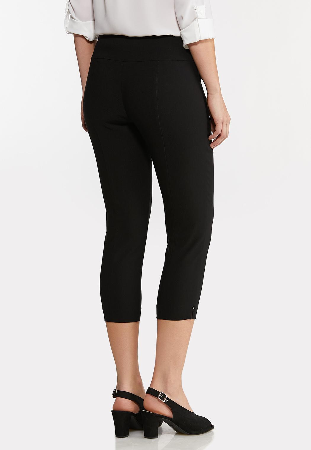 Cropped Bengaline Pants (Item #44114695)
