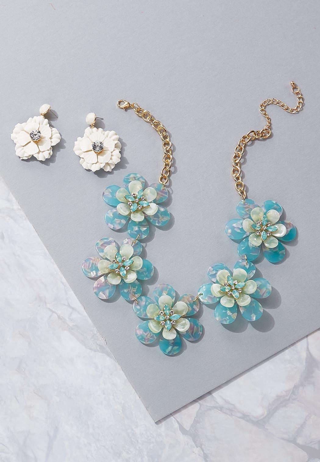 Brilliant Blossom Earrings (Item #44120063)