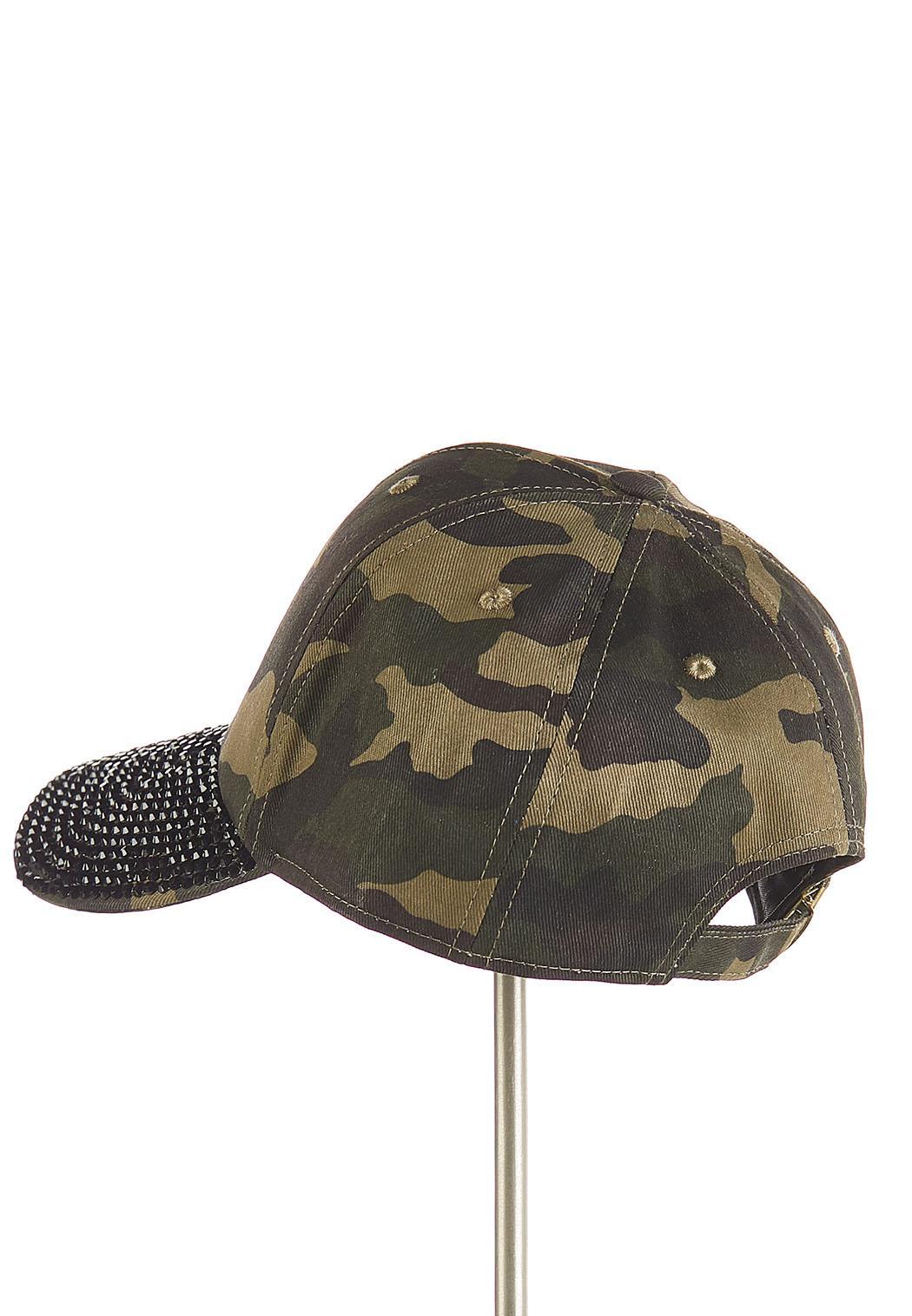 Camo Rhinestone Hat (Item #44124670)