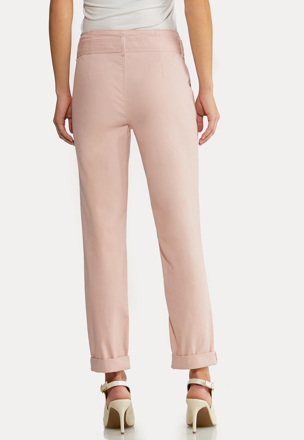 Tie Rose Denim Pants (Item #44125048)