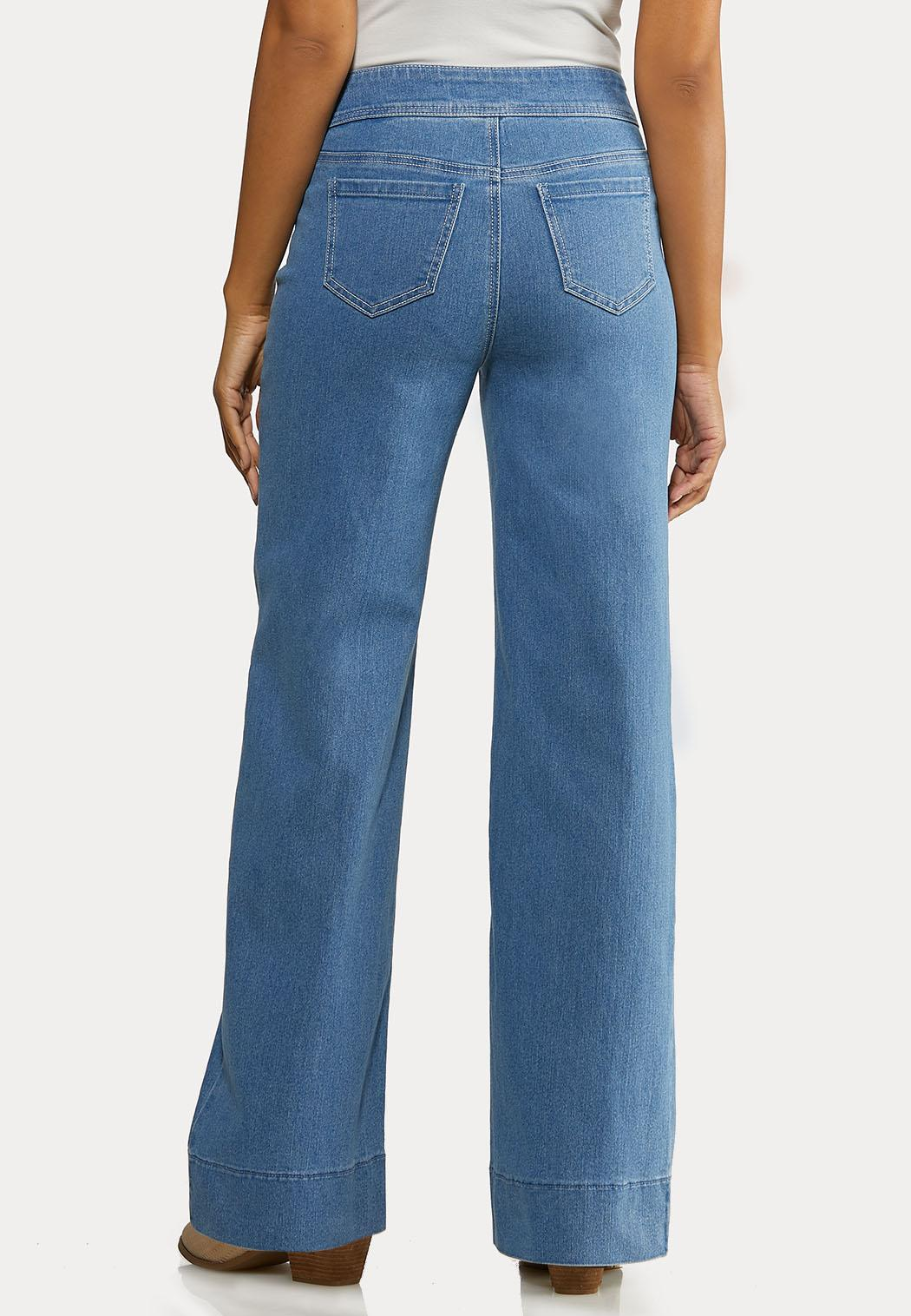 Stitched Trouser Jeans (Item #44125071)