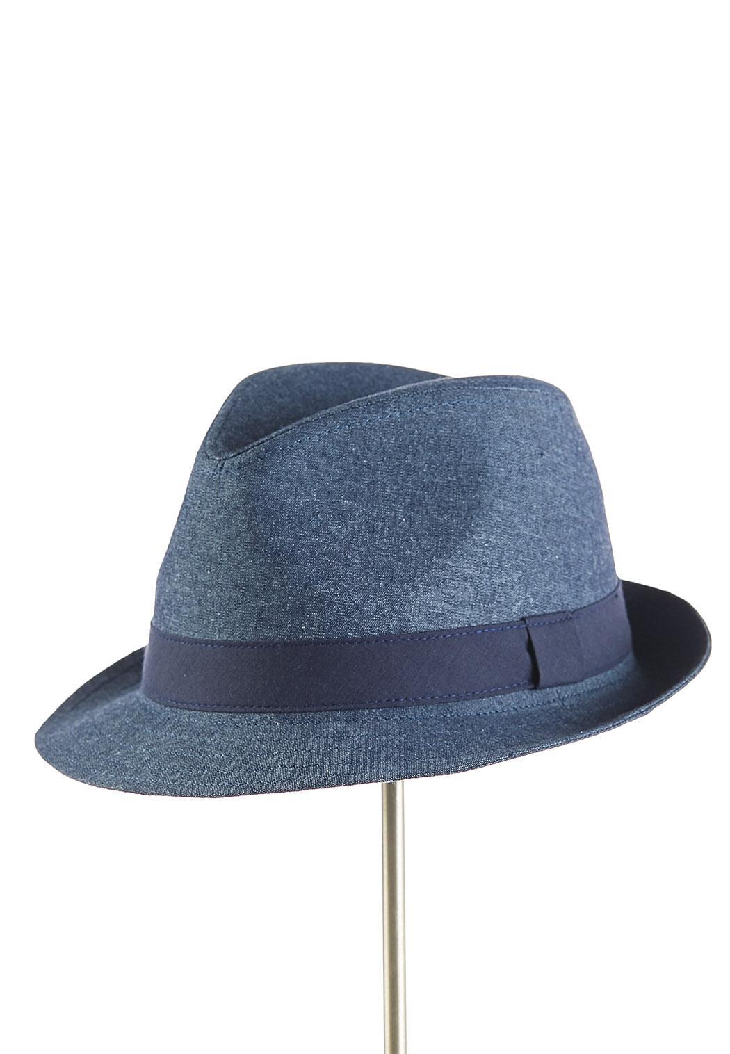 Denim Fedora Hat (Item #44125694)