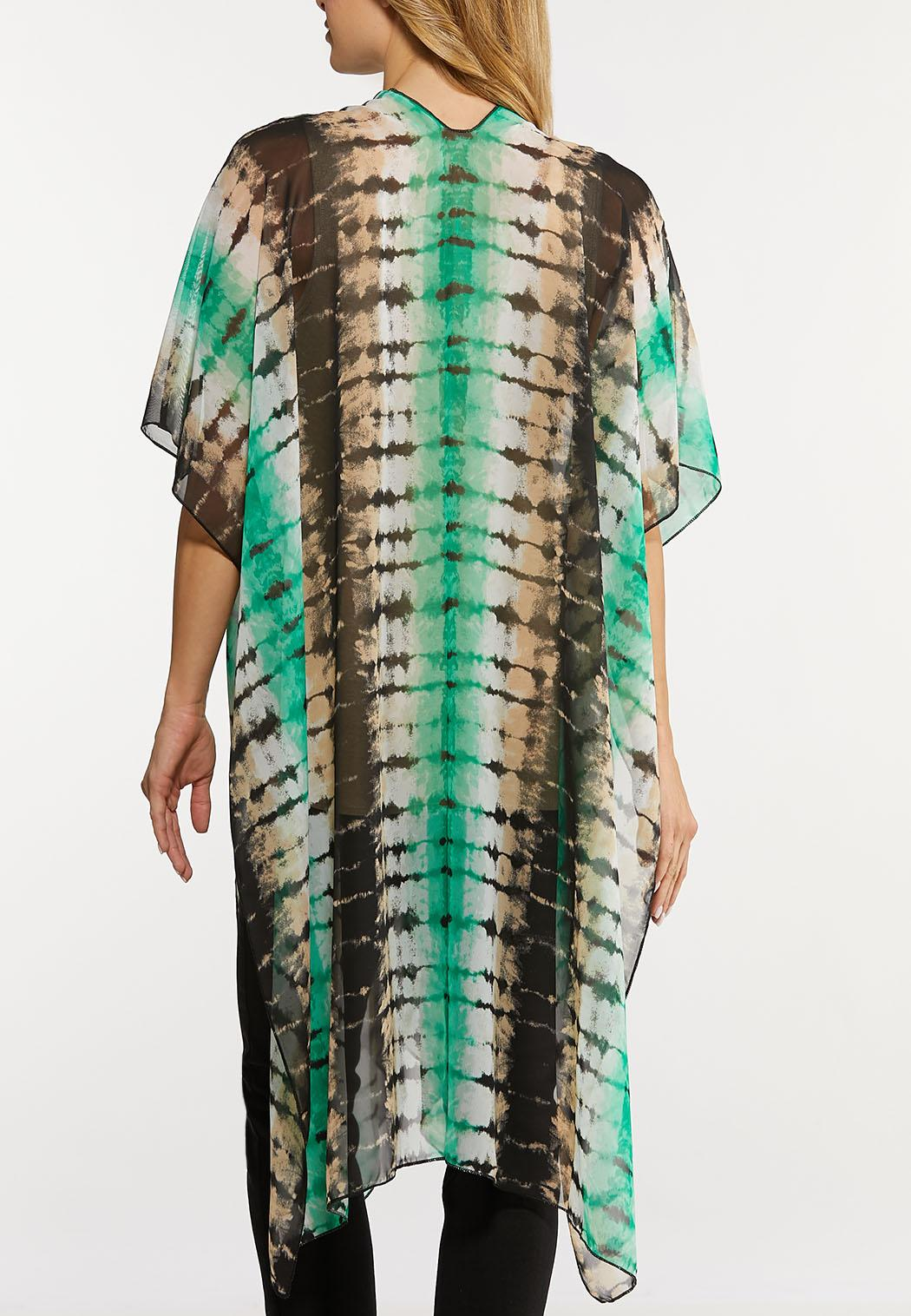 Tie Dye Kimono (Item #44129899)