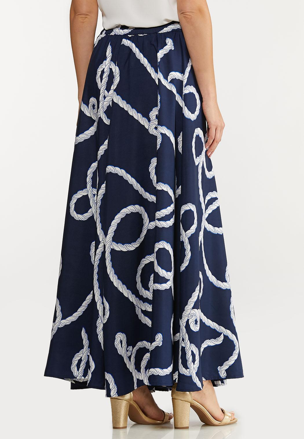 Nautical Sweep Skirt (Item #44130955)
