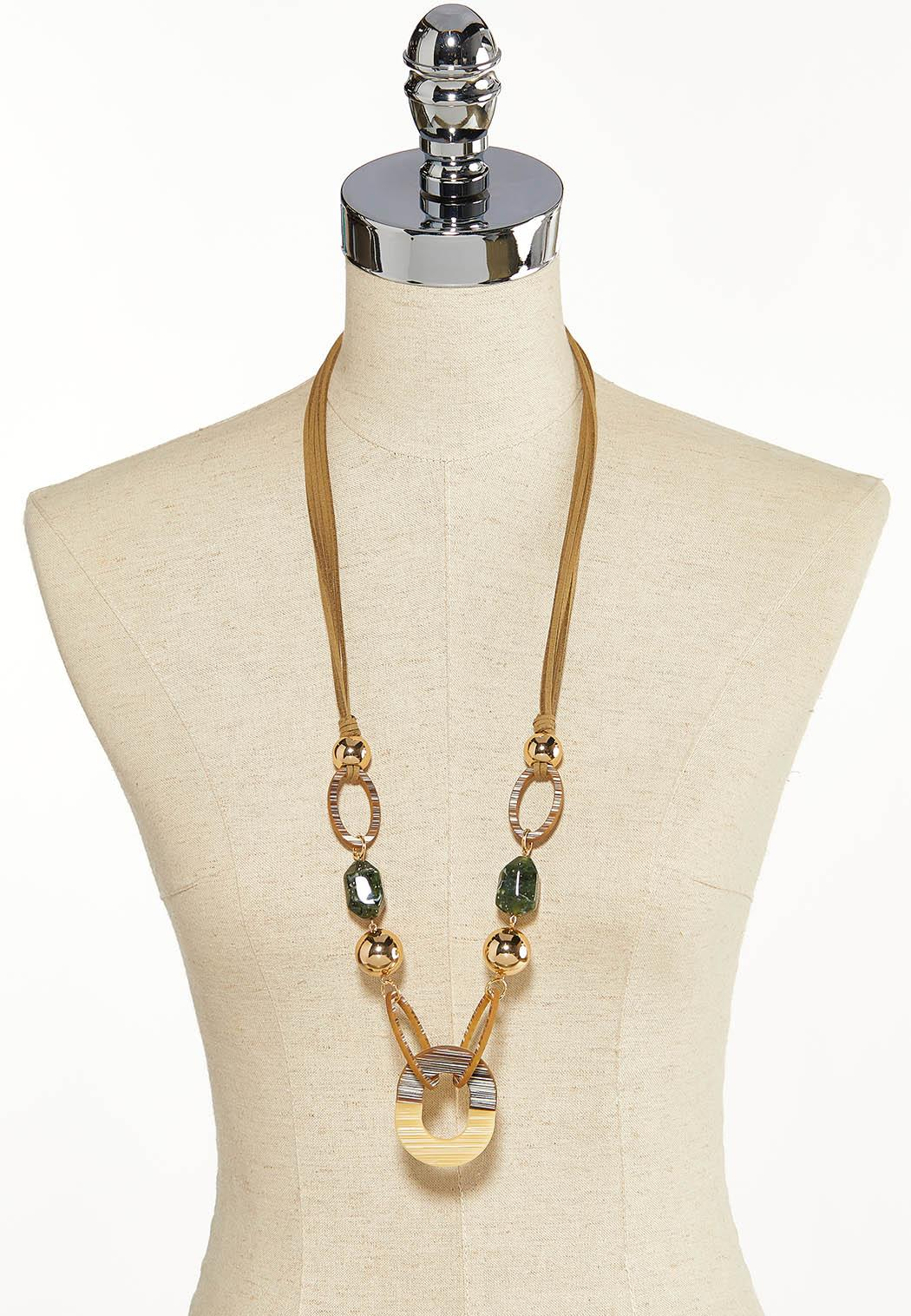 Mixed Messages Necklace (Item #44137463)