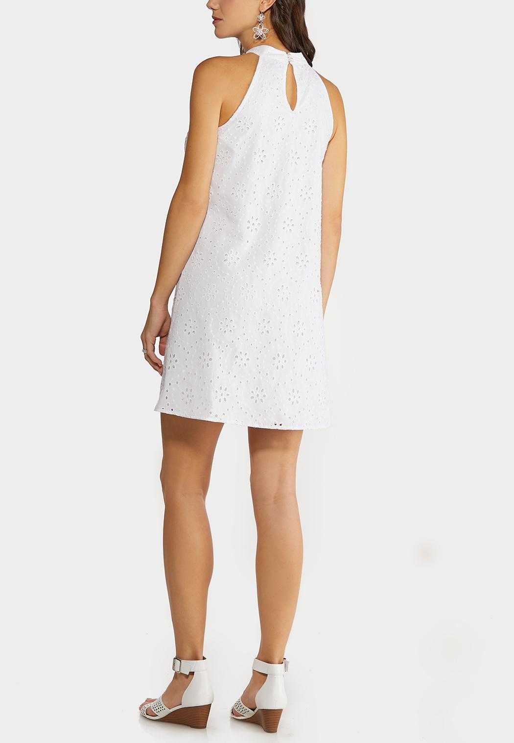 White Eyelet Dress (Item #44140547)