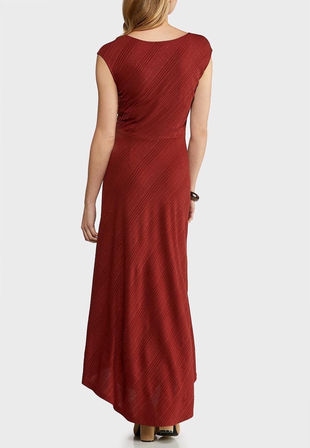 Ribbed Maxi Dress (Item #44141029)