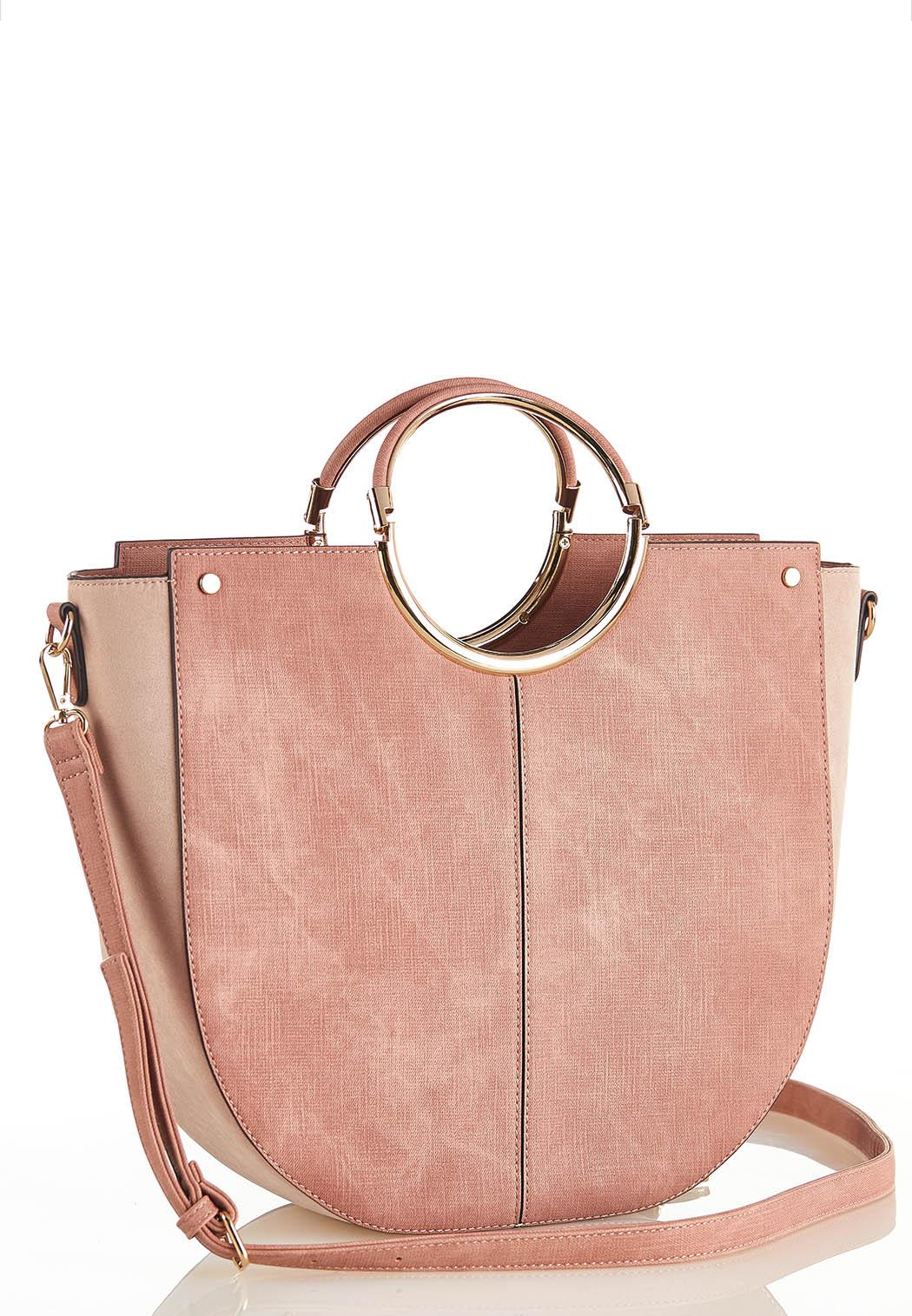 Pink Oversized Satchel (Item #44142010)