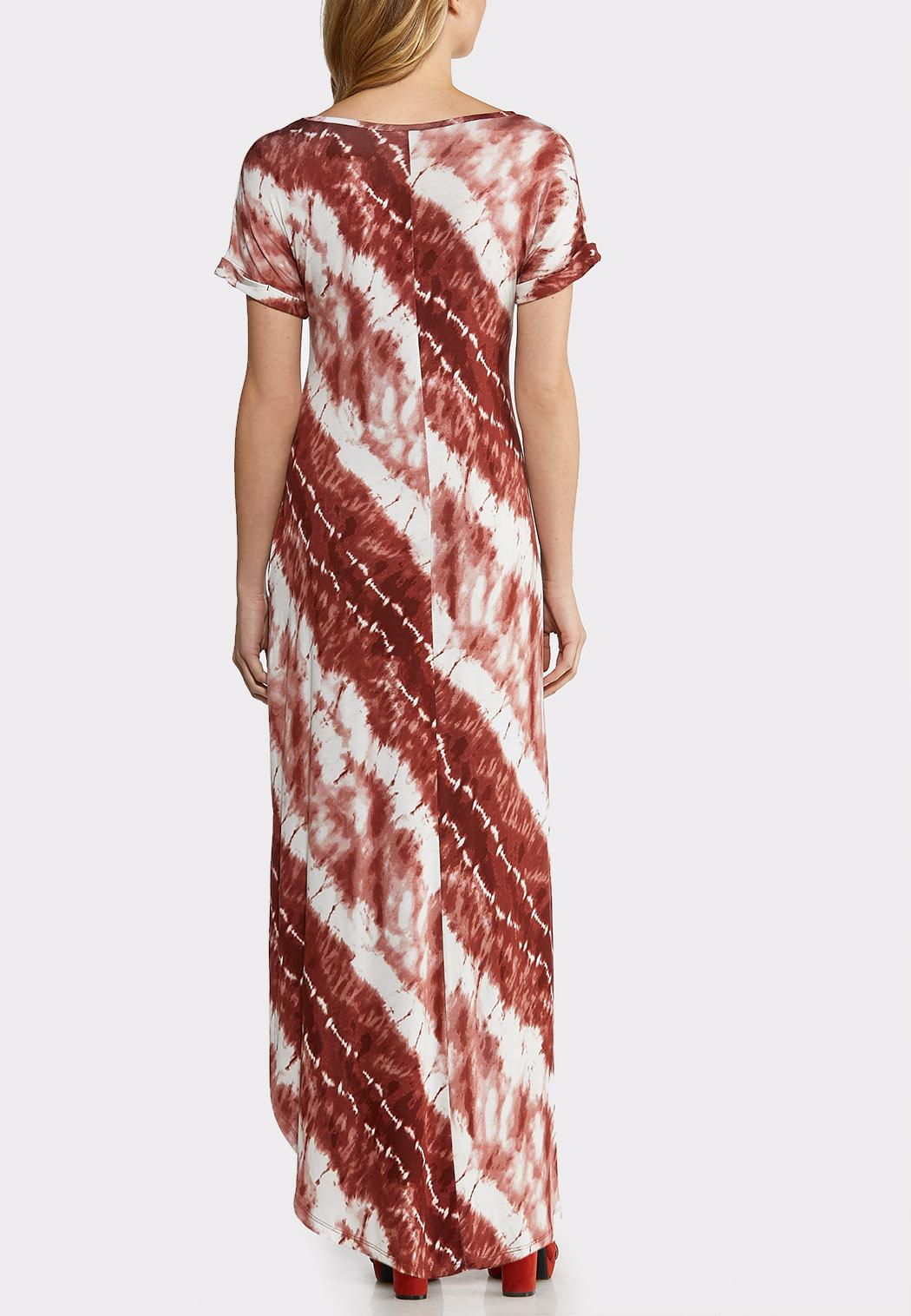 Petite Tie Dye Maxi Dress (Item #44142445)
