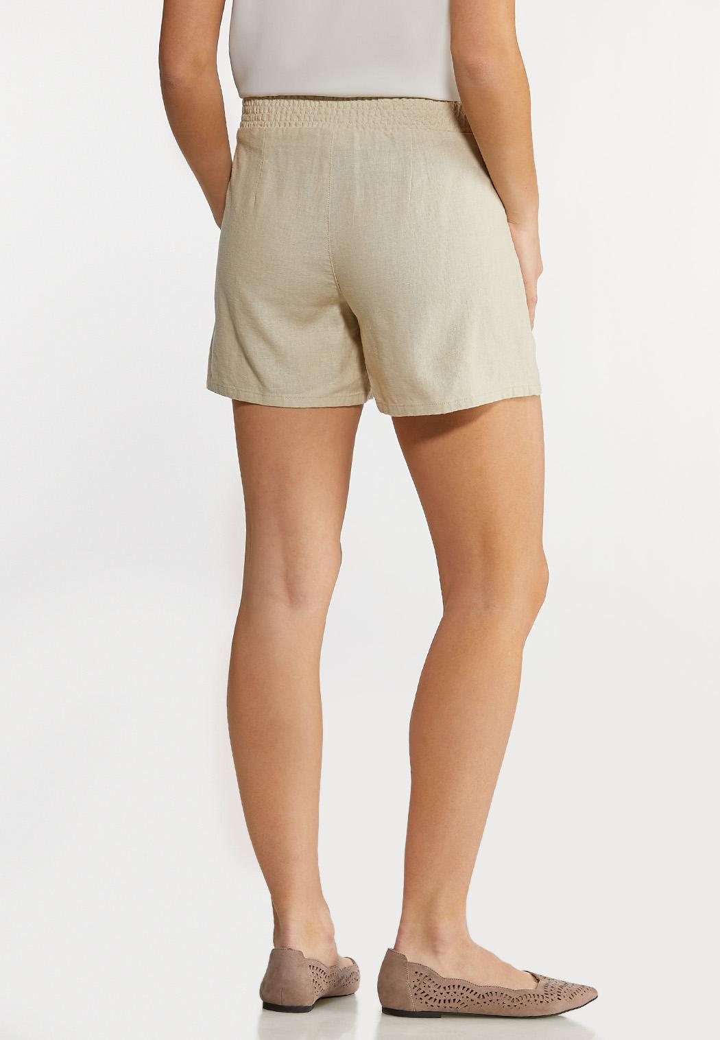 Linen Shorts (Item #44152315)