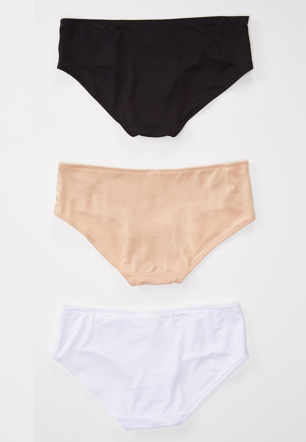 Plus Size Classic Panty Set (Item #44162651)