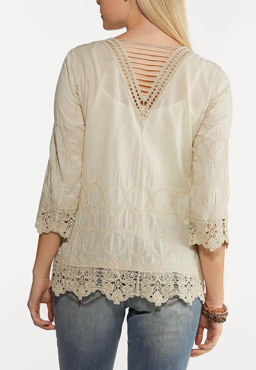 Crochet For Days Top (Item #44162735)