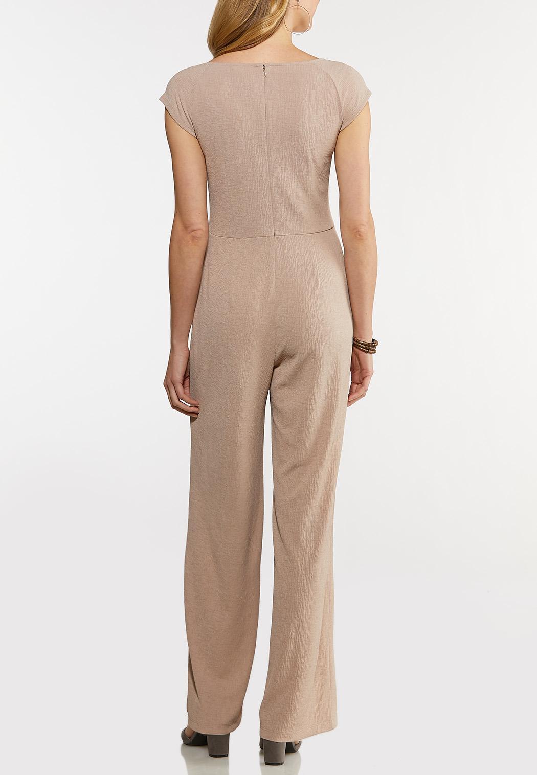 Button Down Jumpsuit (Item #44163774)
