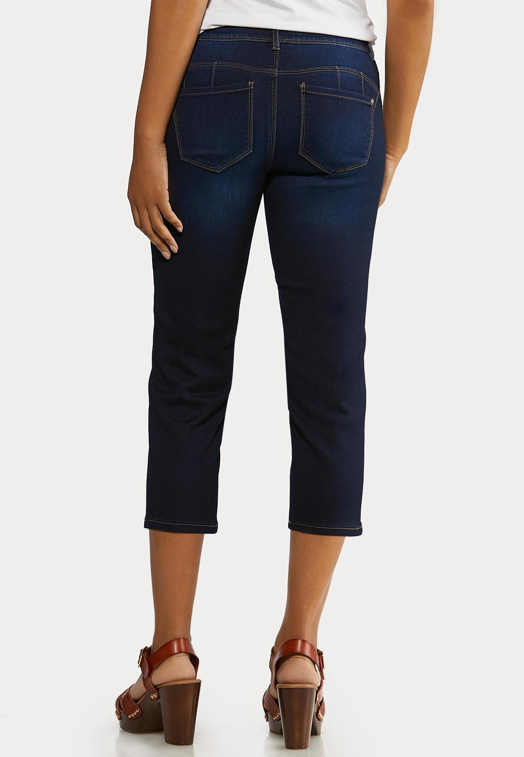 The Perfect Cropped Jeans (Item #44165948)