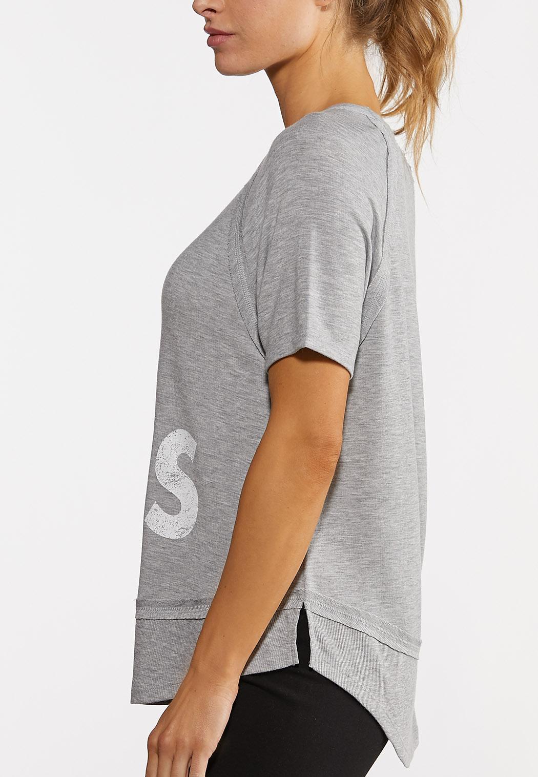 Plus  Size Fabulous Sporty Top (Item #44168186)