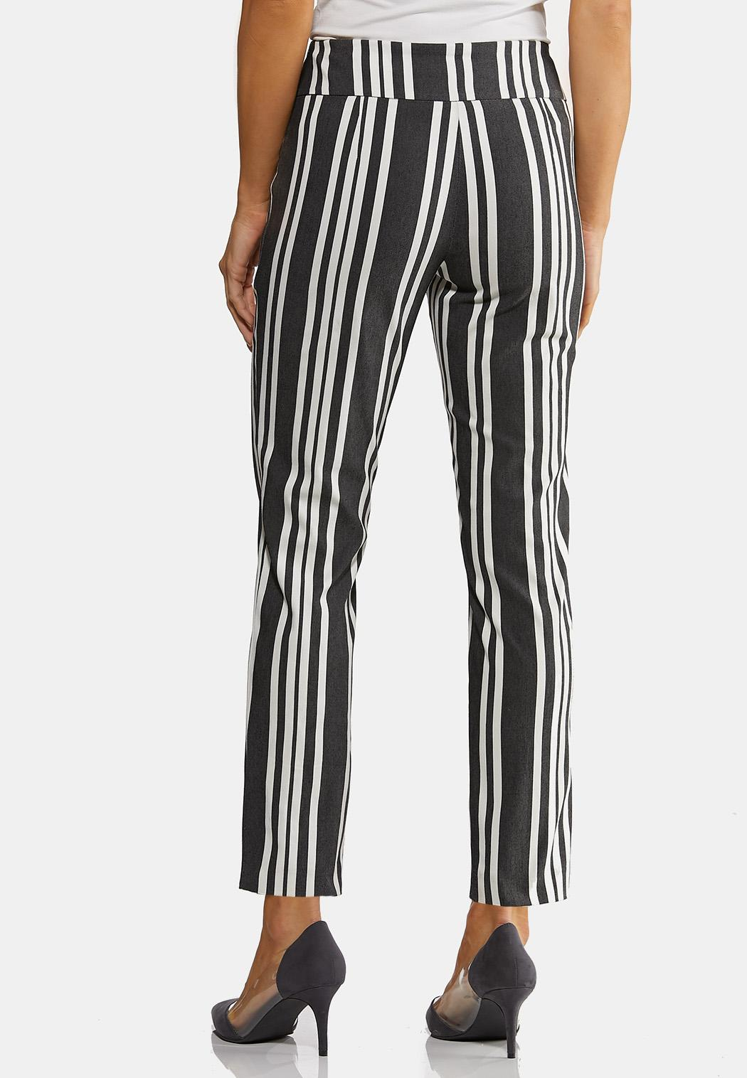 Striped Bengaline Pants (Item #44169772)