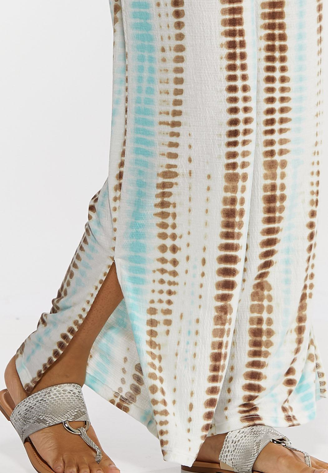 Tie Dye Gauze Pants (Item #44169774)