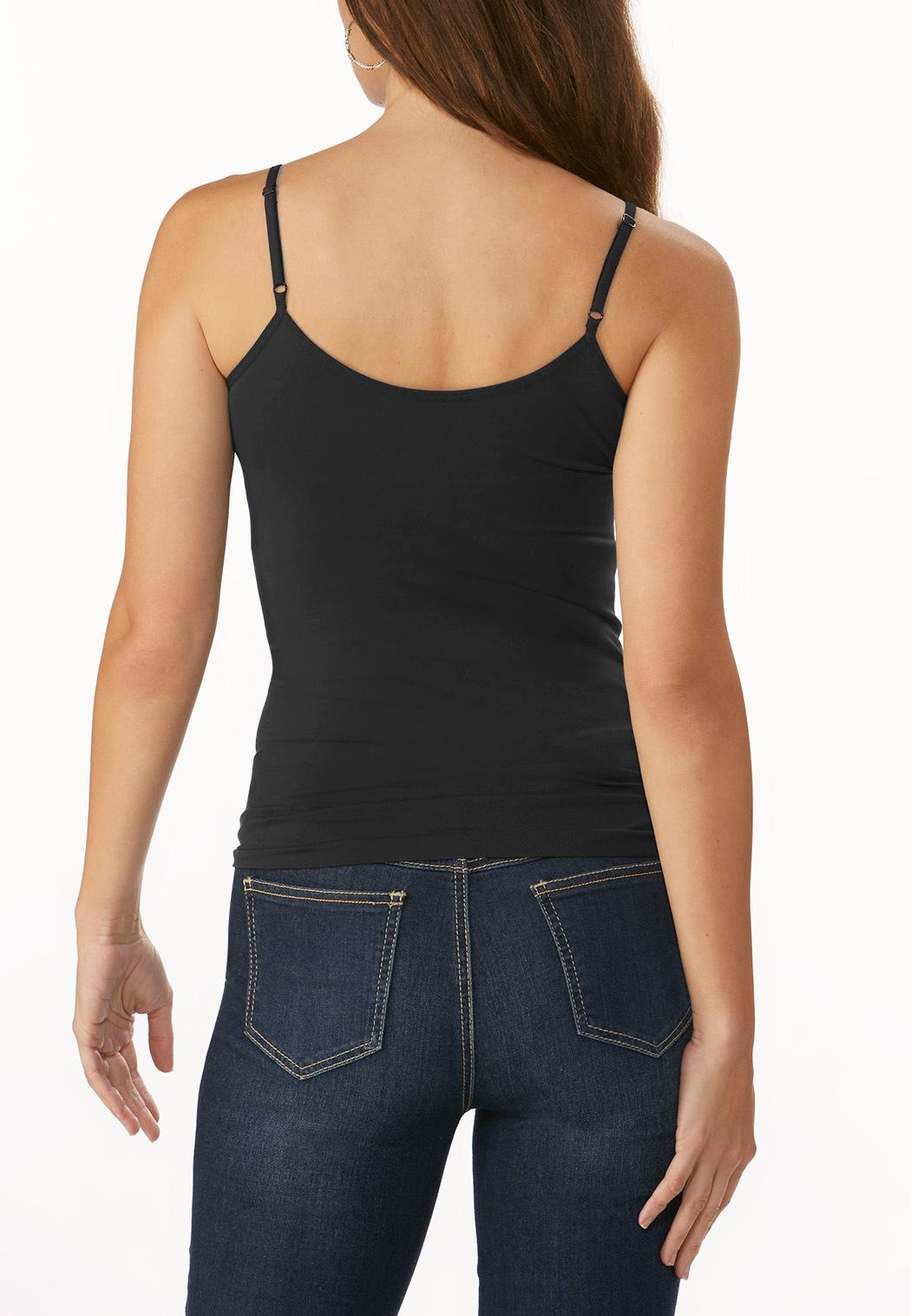 Seamless Solid Cami (Item #44173338)