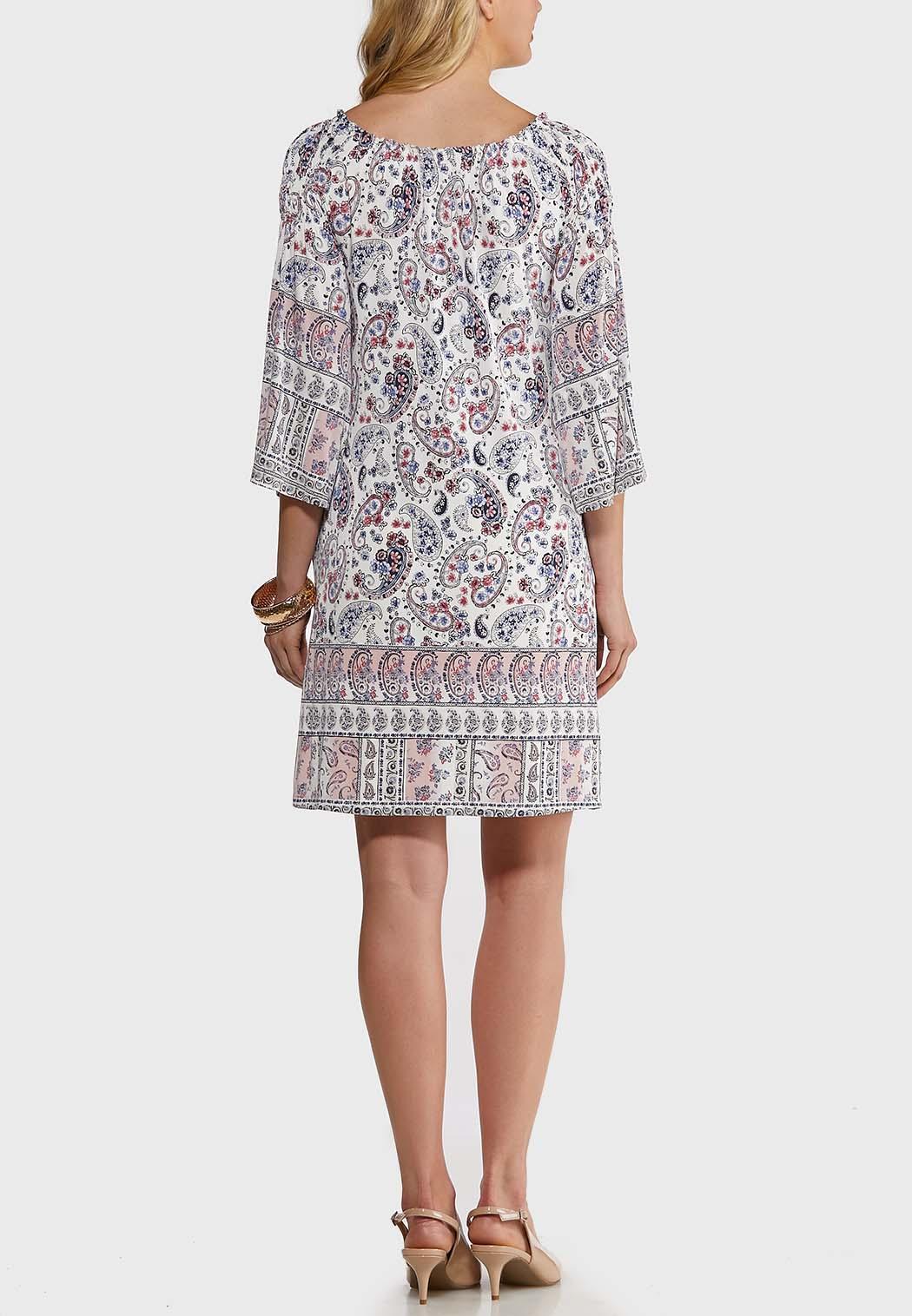 Convertible Paisley Dress (Item #44181069)