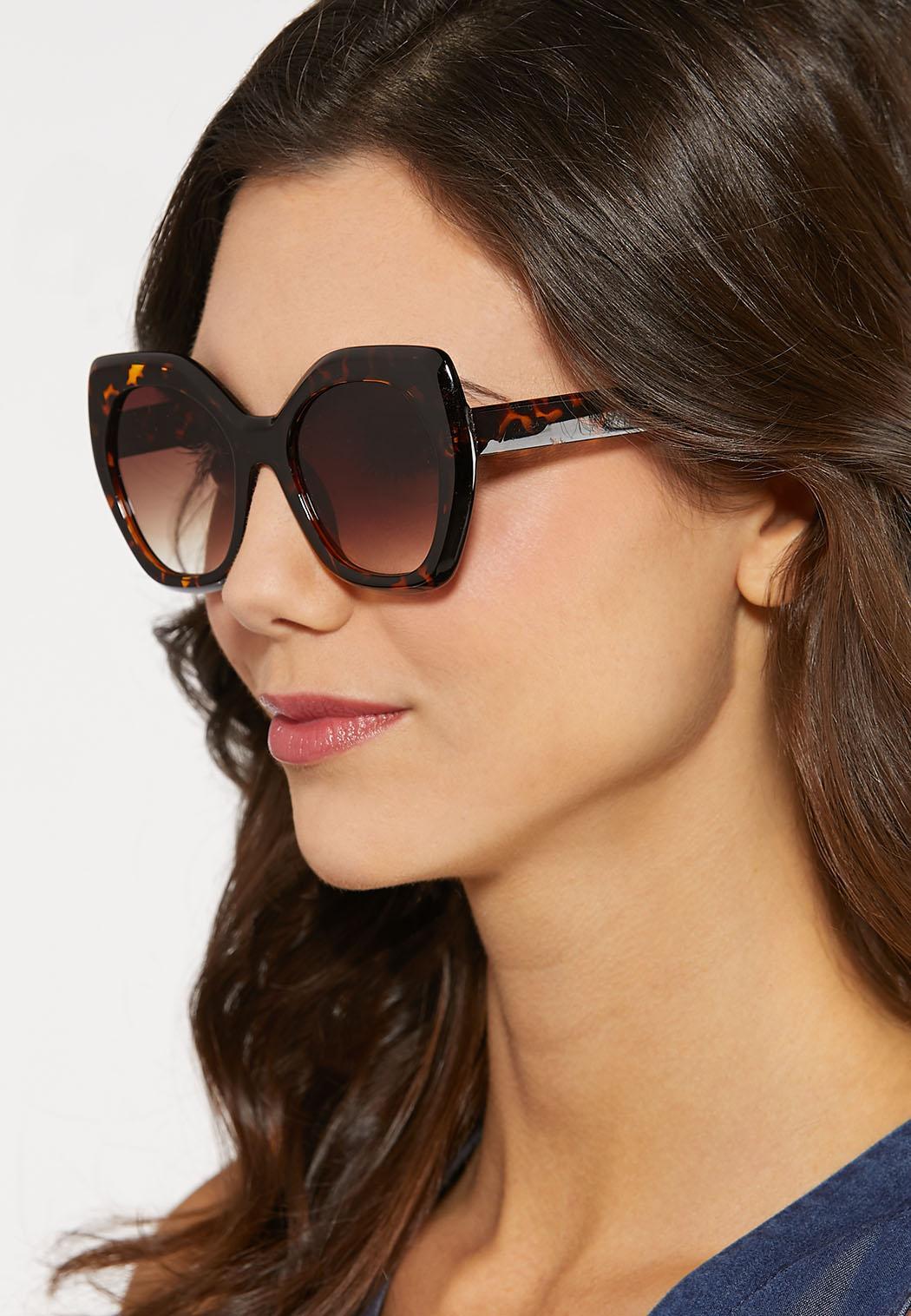 Geo Tort Sunglasses (Item #44185665)