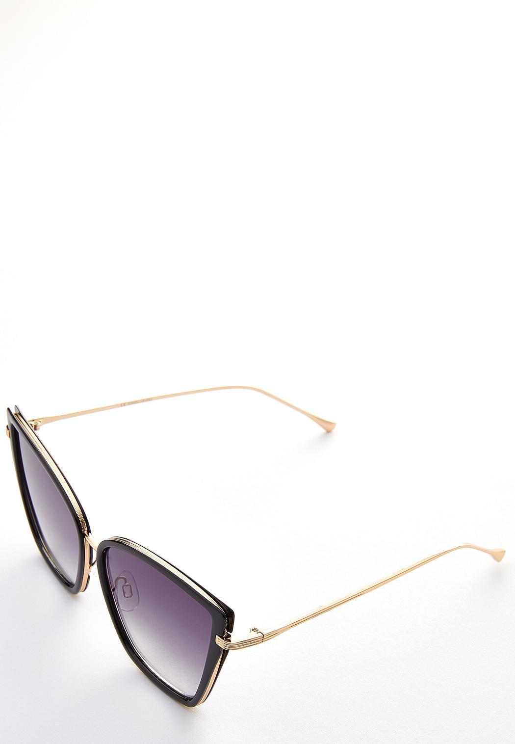 Geo Cateye Sunglasses (Item #44185933)