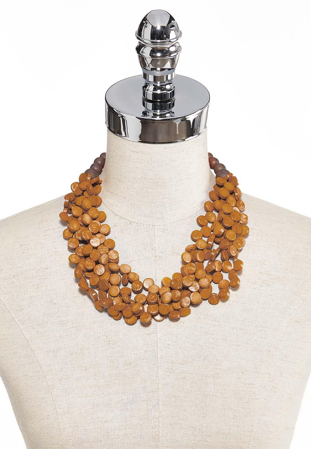 Layers Of Gold Necklace (Item #44187986)