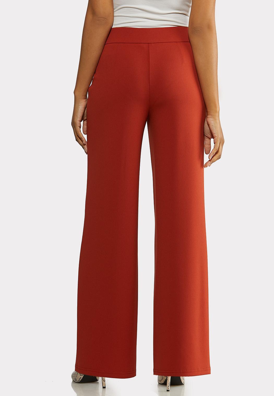 High-Rise Trouser Pants (Item #44188579)