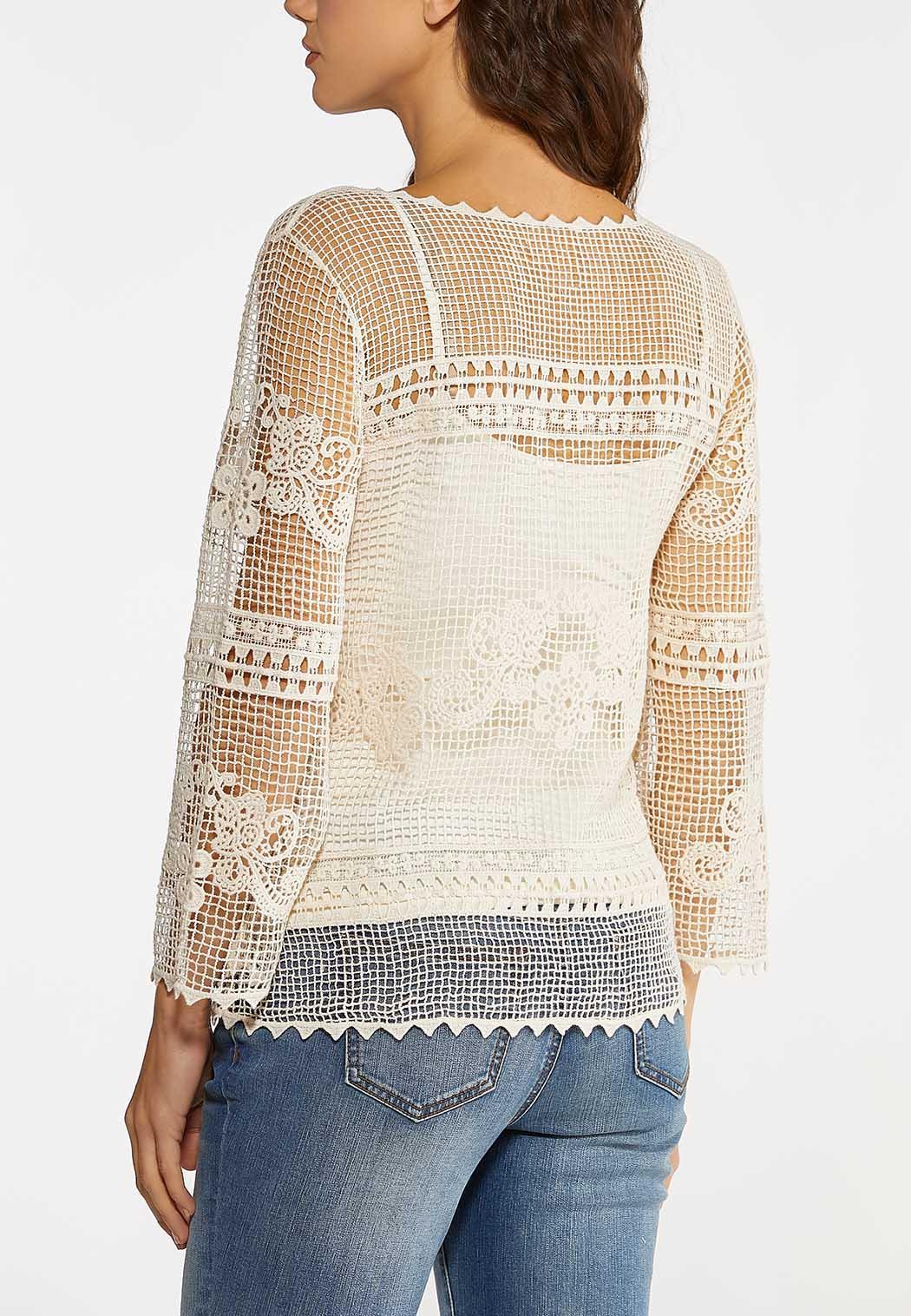Crochet Summer Top (Item #44188593)