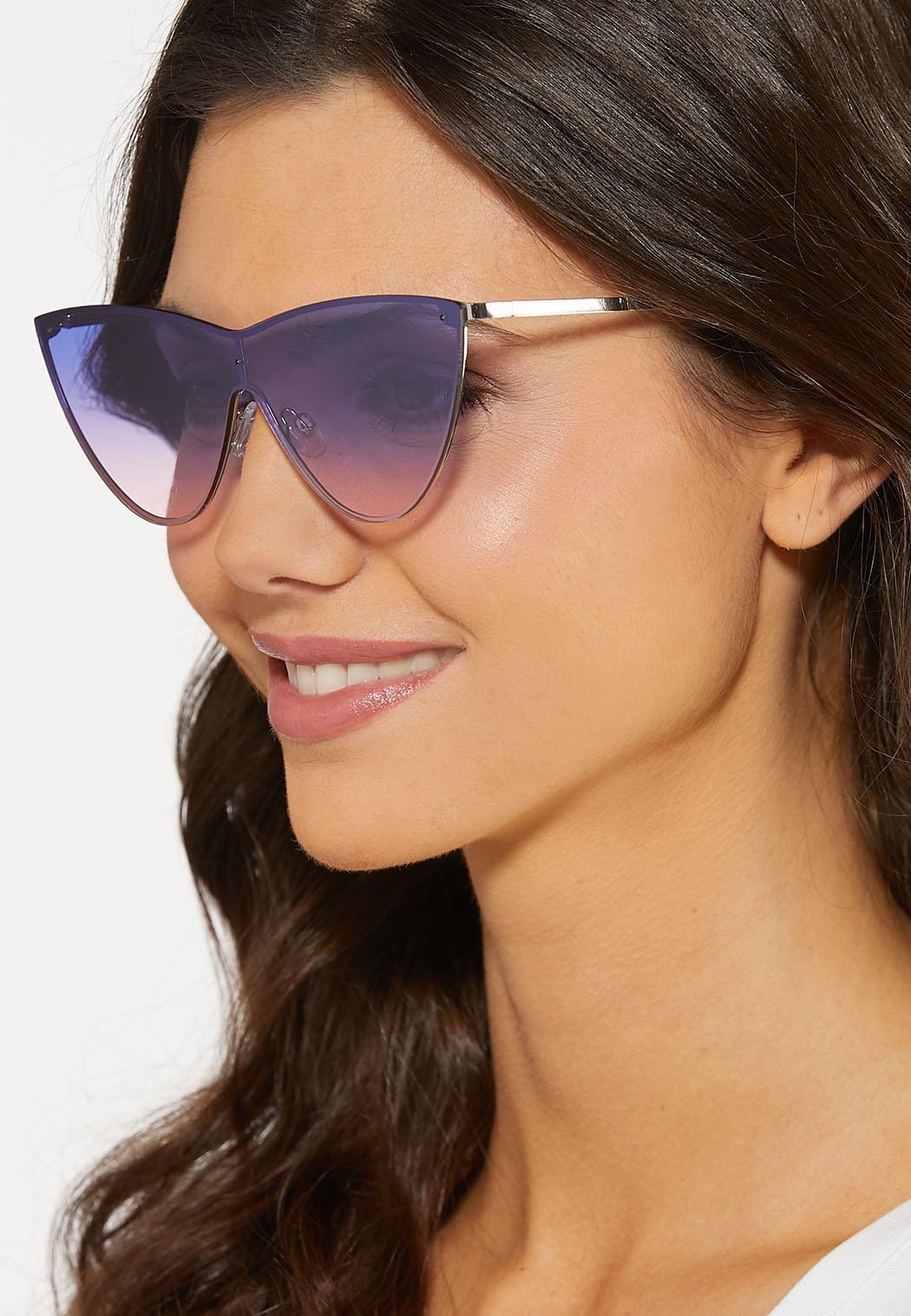 Cateye Shield Sunglasses (Item #44188822)