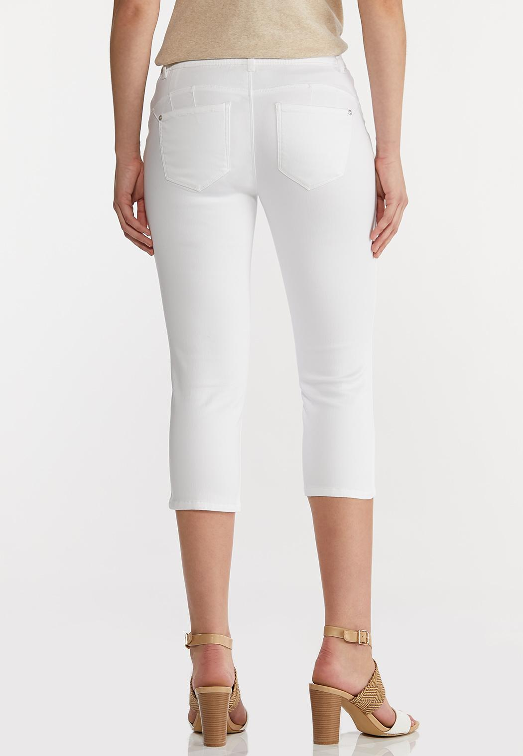The Perfect Cropped Jeans (Item #44198065)