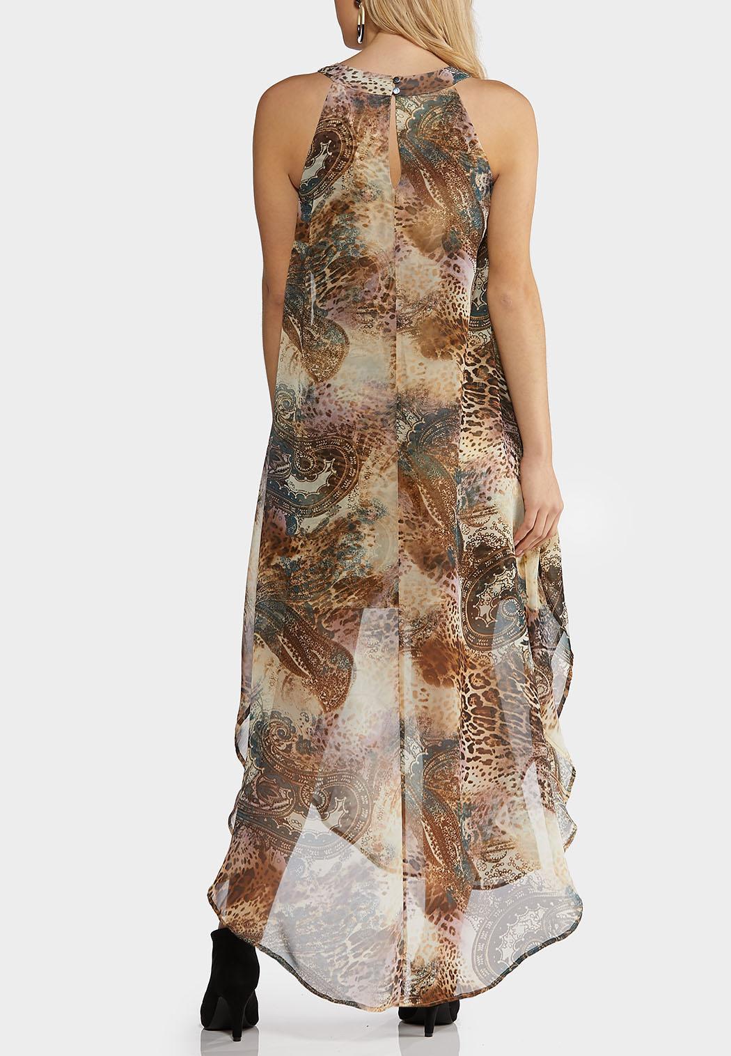 Plus Size Wild About You Maxi Dress (Item #44199925)