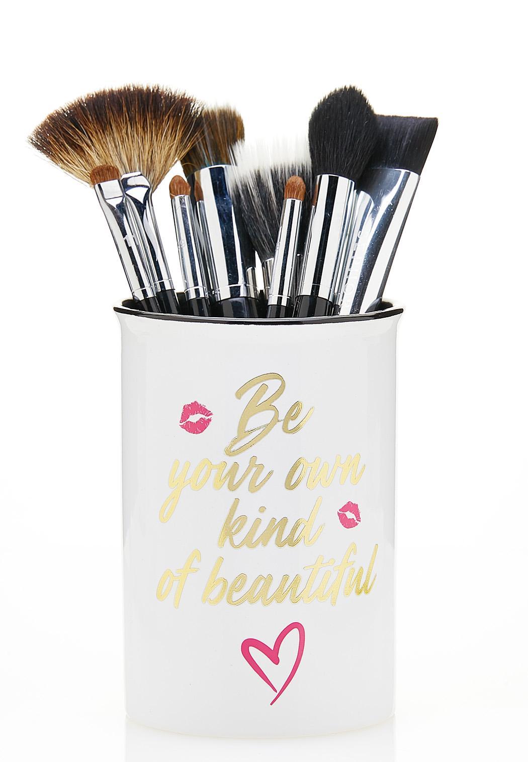 Be Beautiful Ceramic Holder (Item #44203192)