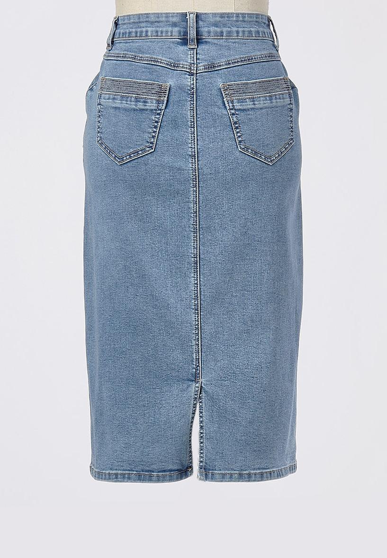 Denim Utility Skirt (Item #44210915)