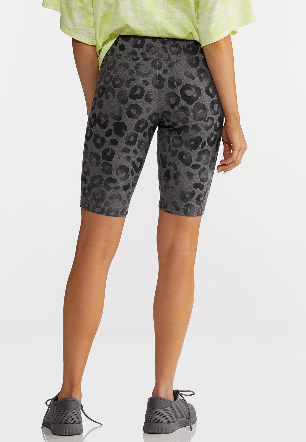 Leopard Bike Shorts (Item #44213609)