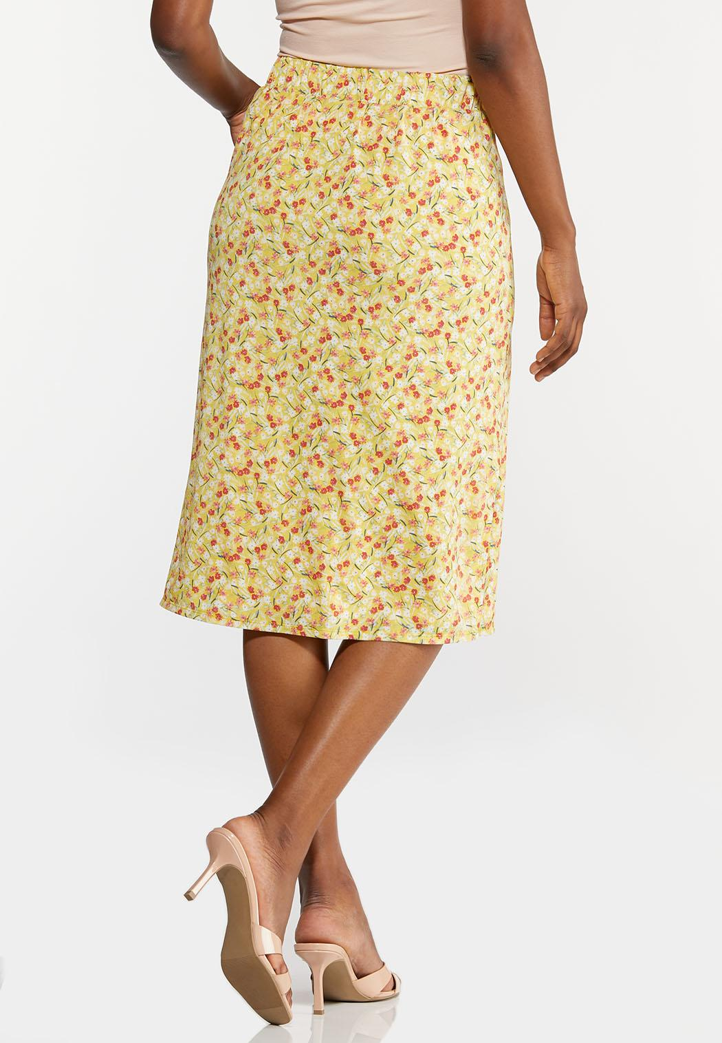 Sunny Floral Skirt (Item #44215765)