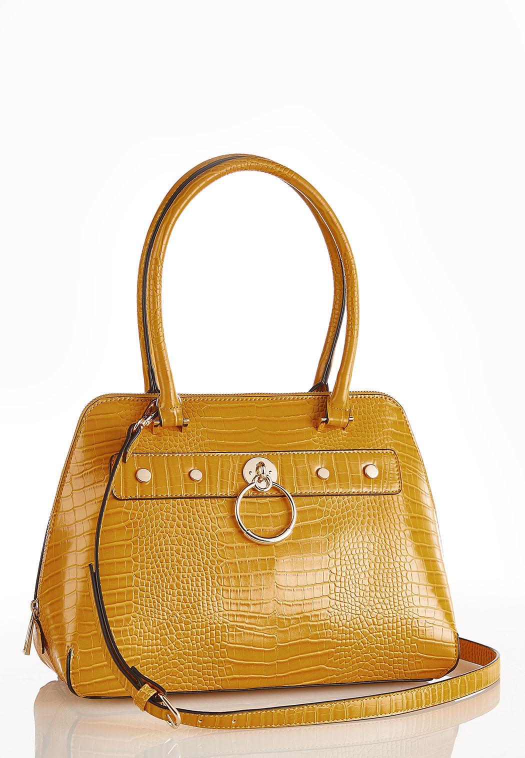 Croc Hardware Bowler Bag (Item #44217503)