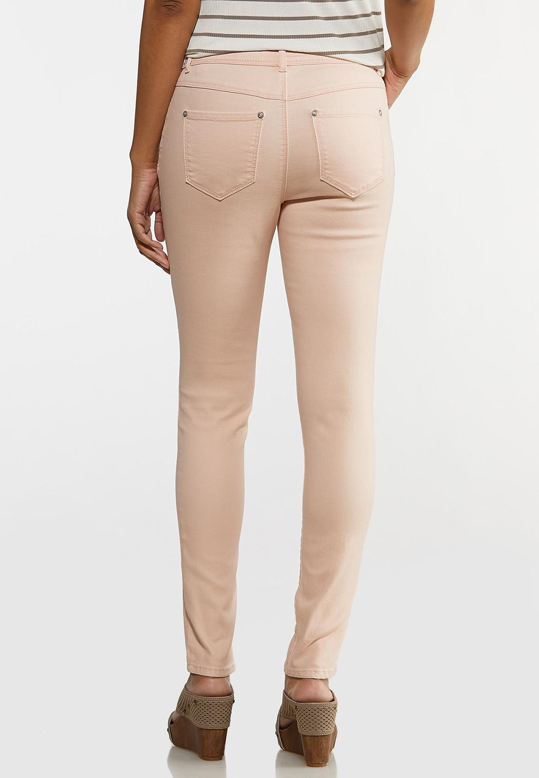 Blush Skinny Jeans (Item #44222112)