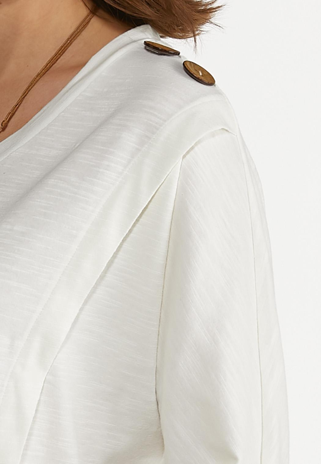 Button Shoulder Top (Item #44227630)
