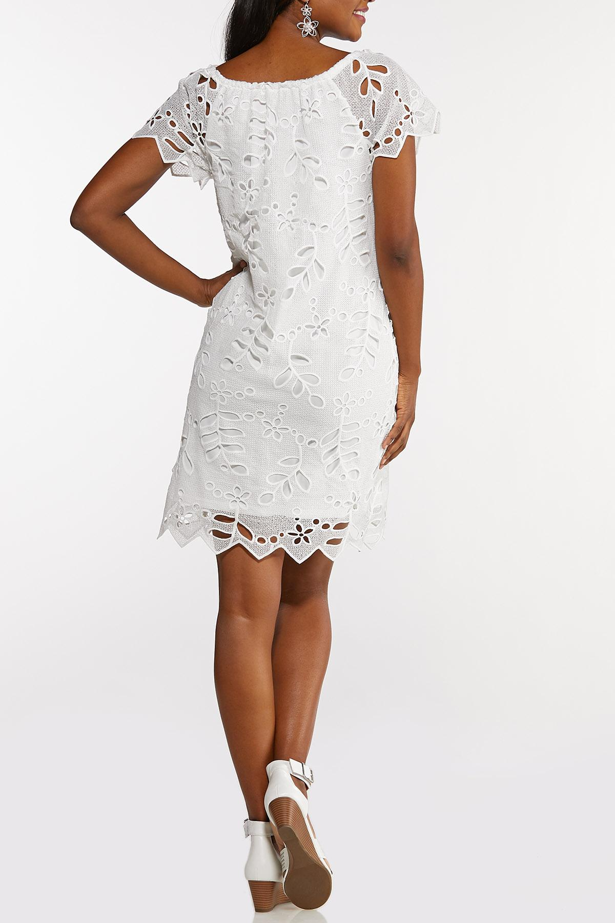 White Eyelet Dress (Item #44231454)