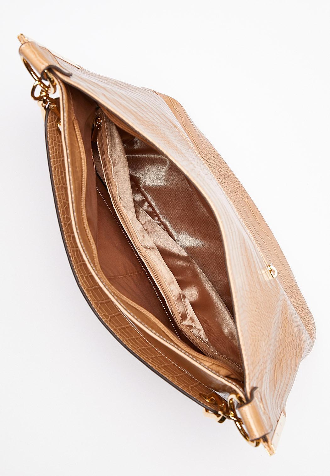 Croc Hobo Handbag (Item #44232598)