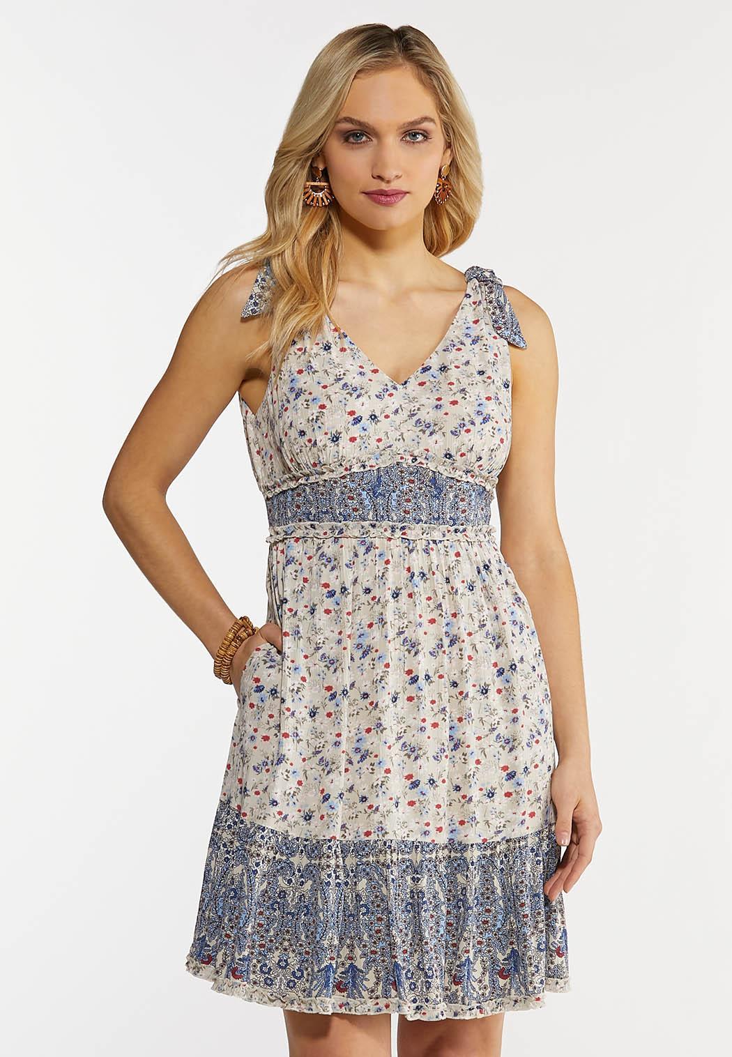 Floral Babydoll Dress (Item #44232965)