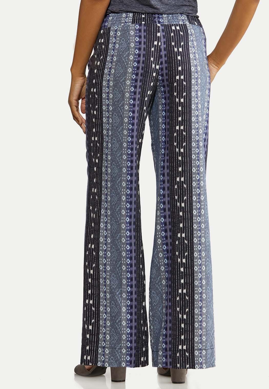 Geo Linen Pants (Item #44233560)