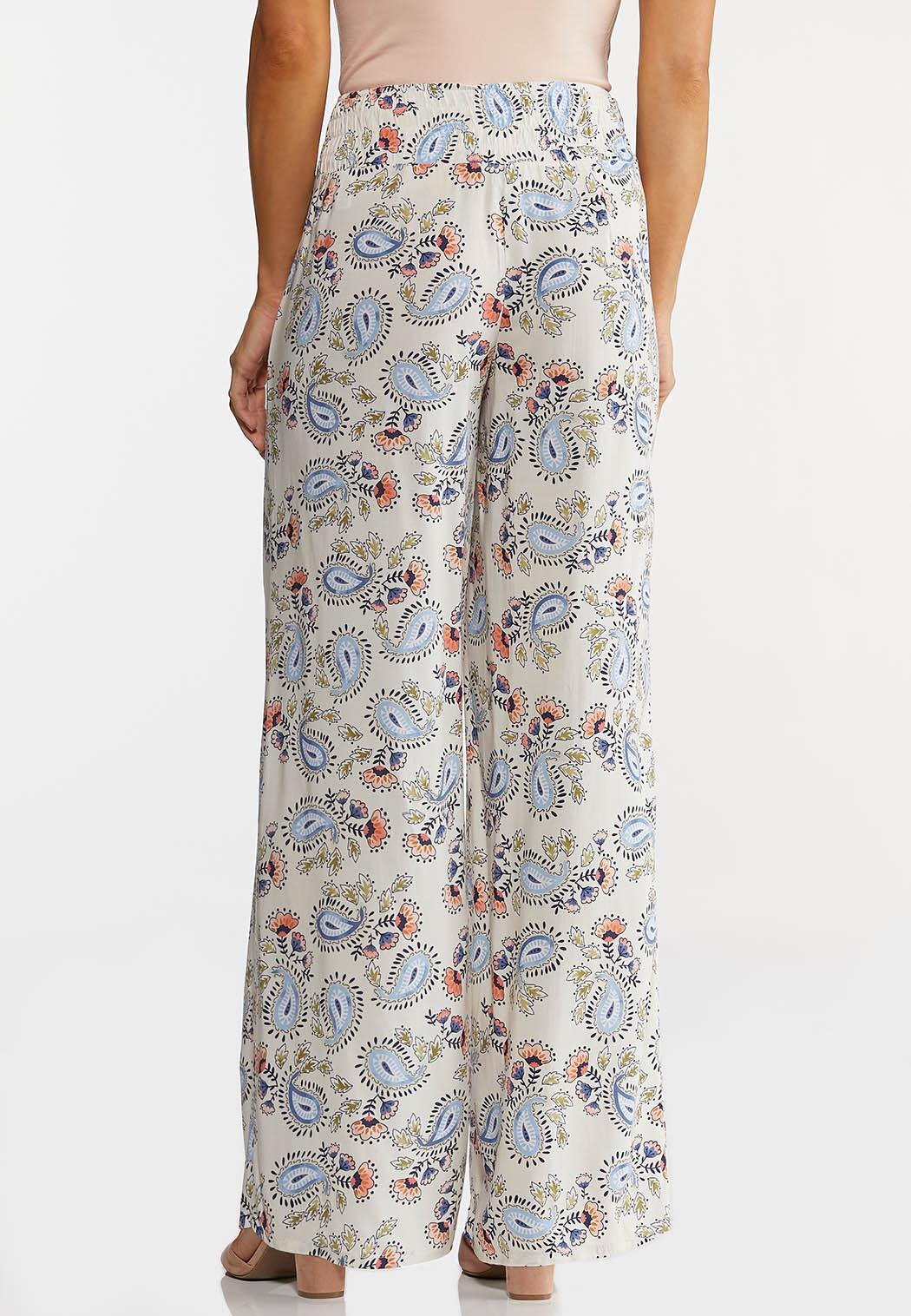 Floral Paisley Pants (Item #44233781)