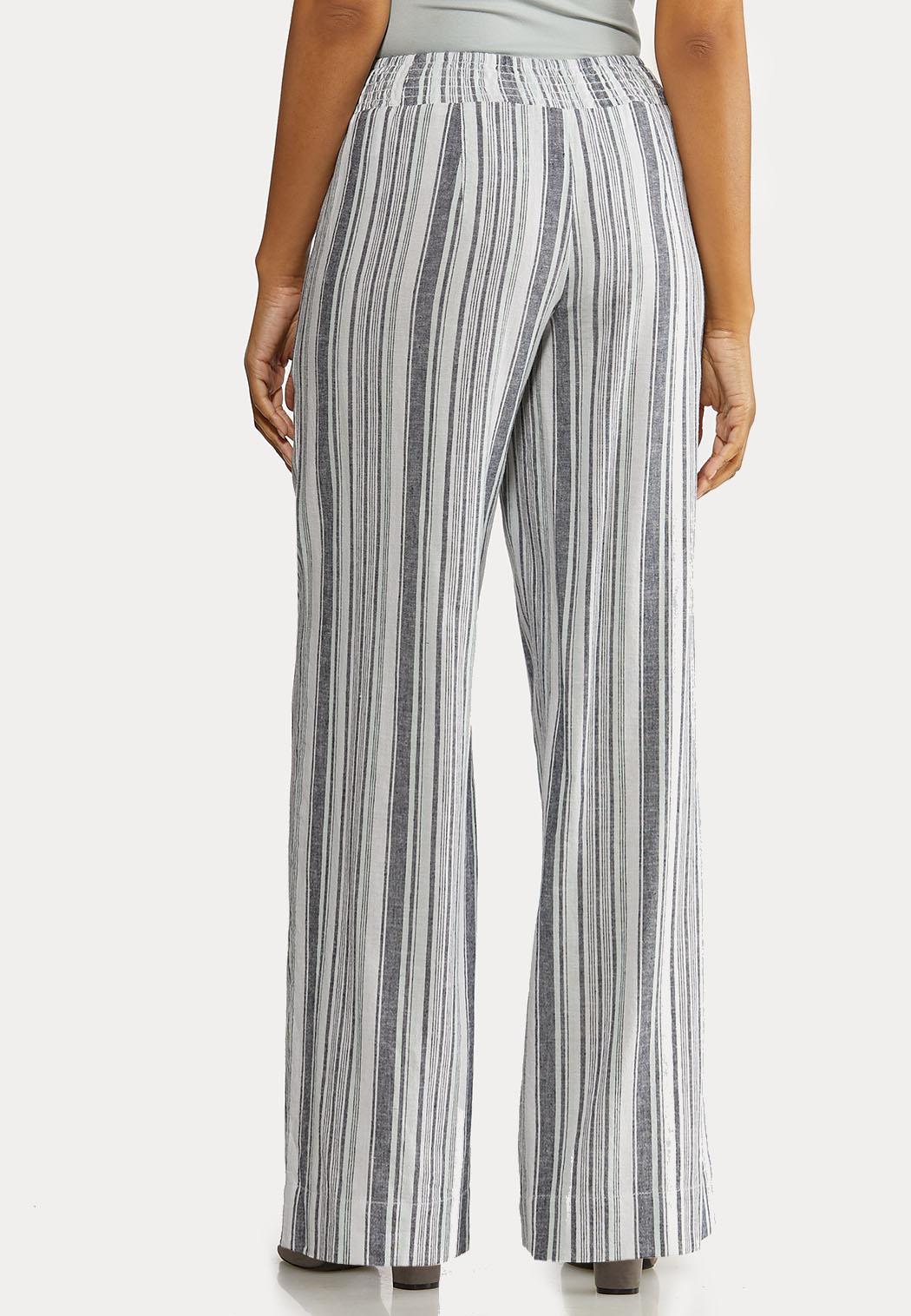 Patch Pocket Linen Pants (Item #44238628)