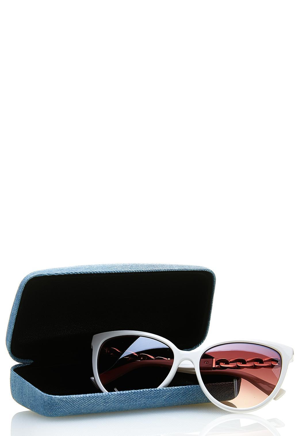 Denim Sunglasses Case (Item #44242099)