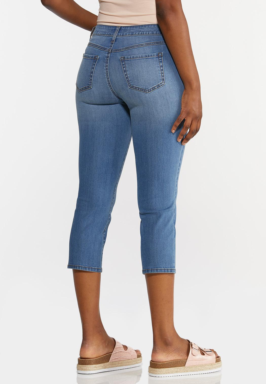 Cropped Jeans (Item #44243053)