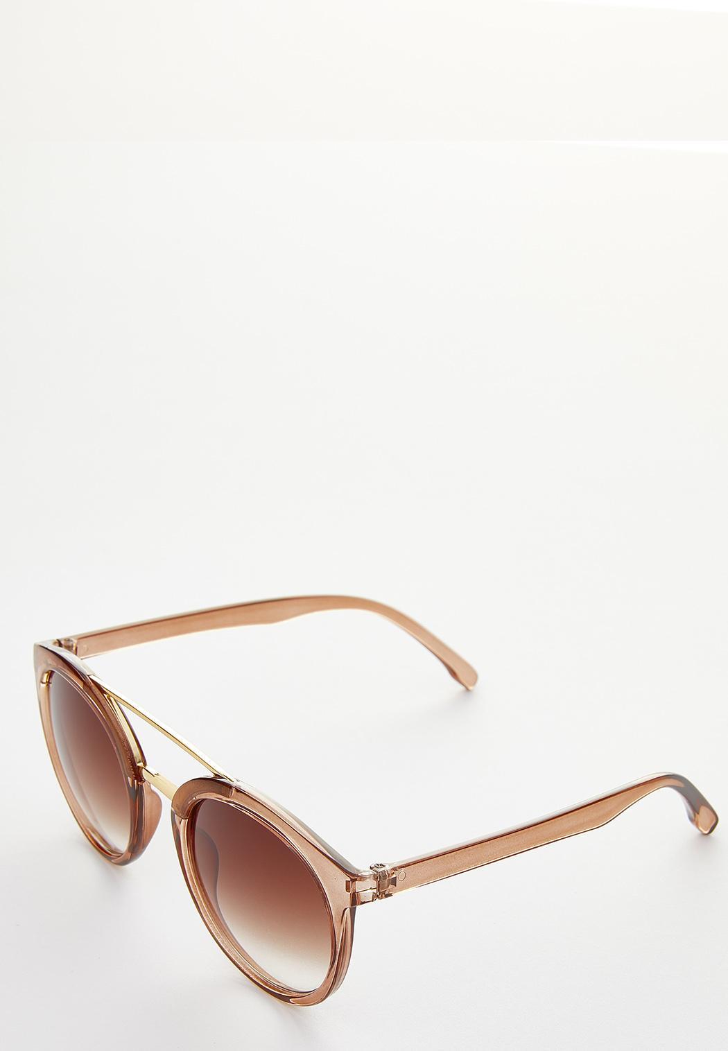 Lucite Aviator Sunglasses (Item #44249054)